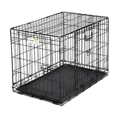 Ovation Pet Crate Size: Small (21.5 H x 19.25 W x 31.25 D)