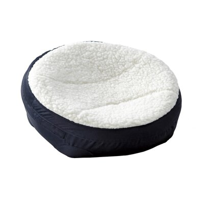 Midwest Homes For Pets Round Dish Dog Pillow - Color: Navy at Sears.com