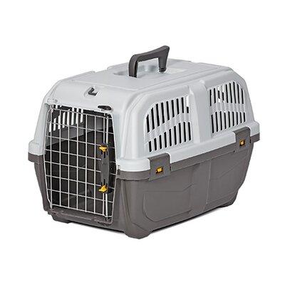 Skudo Pet Carrier Size: 13.75 H x 14 W x 21.5 L