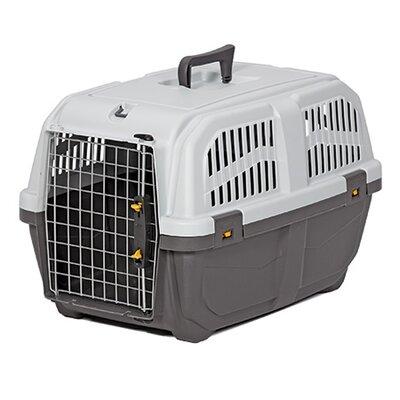 Skudo Pet Carrier Size: 15.13 H x 15.75 W x 23.63 L