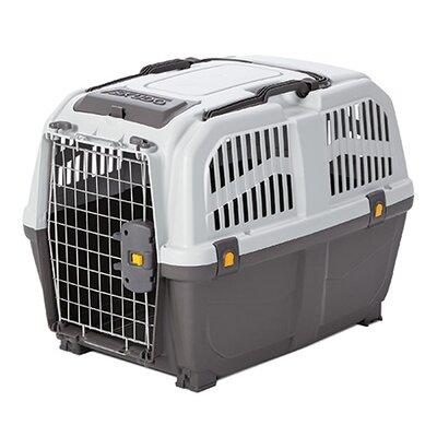 Skudo Pet Carrier Size: 20.13 H x 18.75 W x 26.75 L