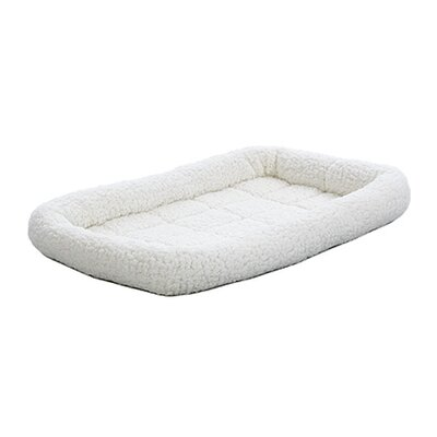 Albert Deluxe Plastic Carrier Bed Size: Small - 16.75 L x 11.25 W