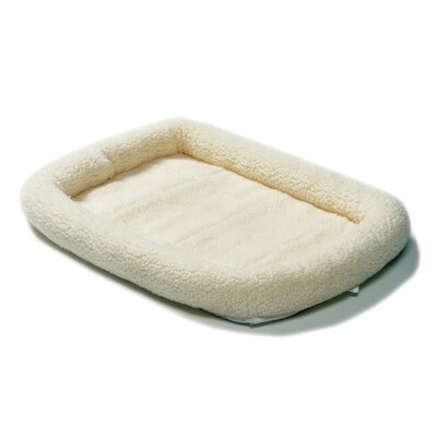 Quiet Time Fleece Pet Mat Size: X-Small (22 L x 12 W)