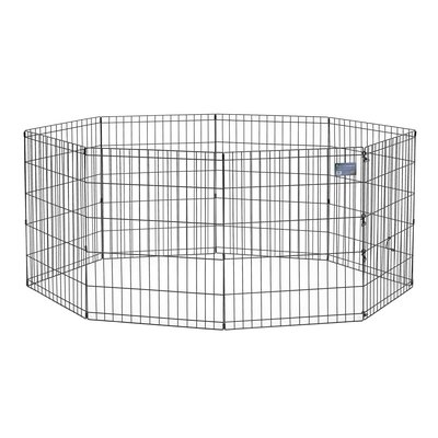 Exercise Pet Pen Size: Small