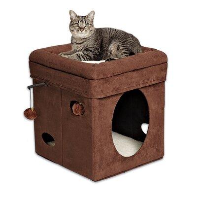17 Feline Nuvo Curious Cat Condo
