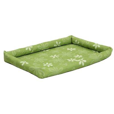 Quiet Time� Defender� Series Paradise Floral Pet Bed Size: 36