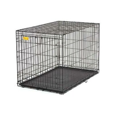 Life Stage A.C.E. Single Door Pet Crate Size: Extra Extra Large (32.5 H x 30.25 W x 49 D)