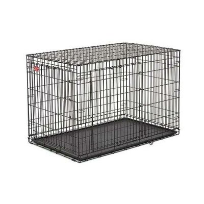 Life Stage A.C.E. Double Door Pet Crate Size: Extra Extra Small (14.5 H x 12.5 W x 18.5 D)