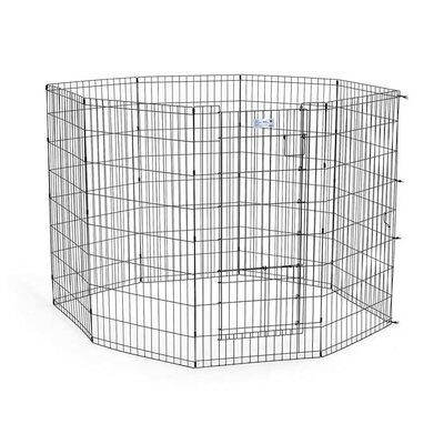 Life Stages Pet Exercise Pen Size: Medium