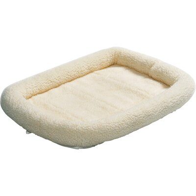Quiet Time Fleece Pet Mat Size: Small (24 L x 18 W)