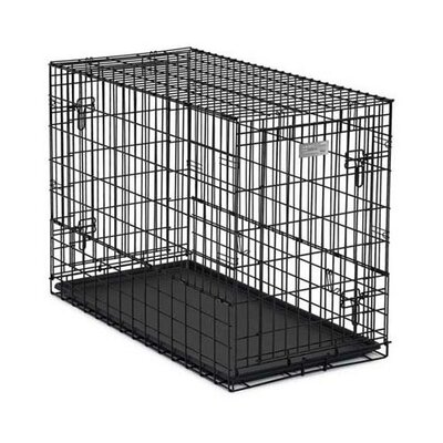 Solutions Series Pet Crate Size: 30 H x 21 W x 42 D