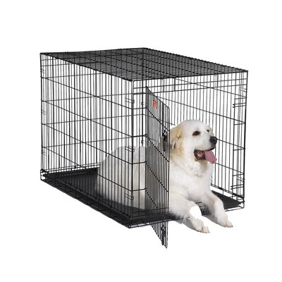 "Midwest Homes For Pets iCrate Single-Door Dog Crate - Size: X-Large - 48"" L x 30"" W x 33"" H at Sears.com"