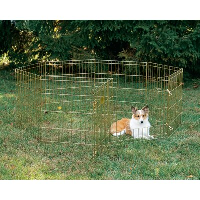 Exercise Dog Pen Size: X-Small (24