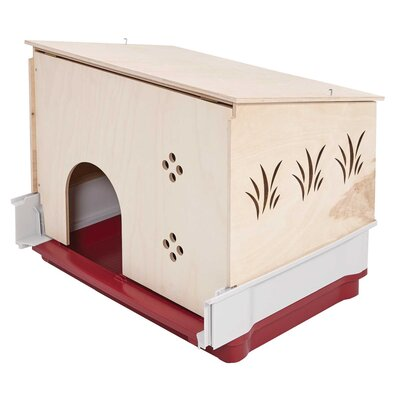 Wabbitat Extension Rabbit Hutch