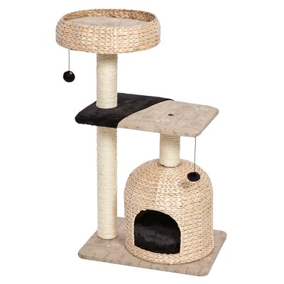 40.75 Feline Nuvo Nest Cat Tree