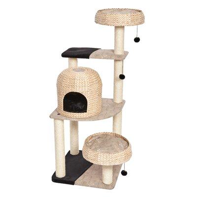 59.75 Feline Nuvo Cat Tree