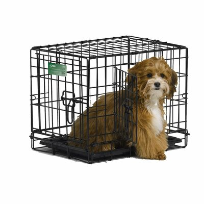 Dog Double Door Pet Crate