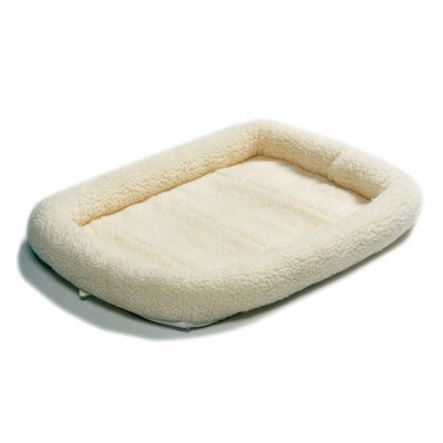 Albert Fleece Pet Mat Size: Large (42 L x 26 W)