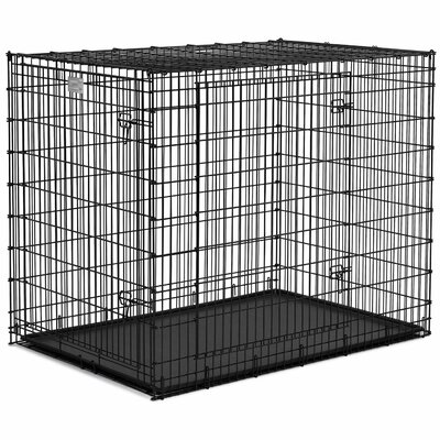 Solution Series Pet Crate Size: Giant (45 H x 37 W x 55 L)
