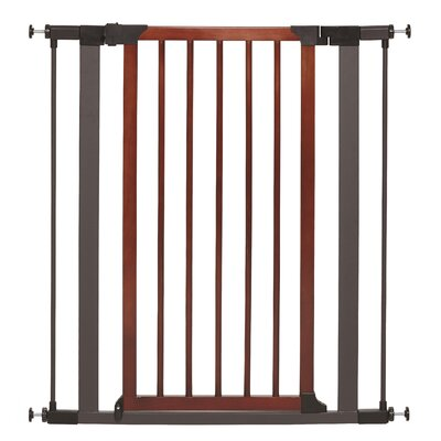 Expand Pet Gate Size: 39 H x 38 W x 0.82 D