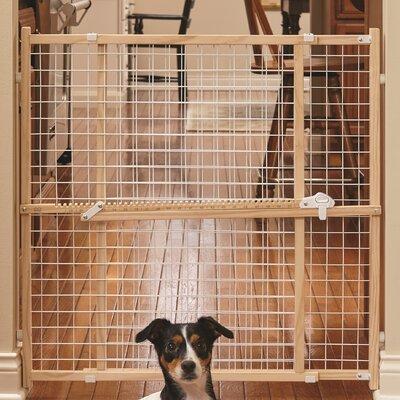 New Patented Latch Pet Gate Size: 32 H x 29 W x 2.55 D