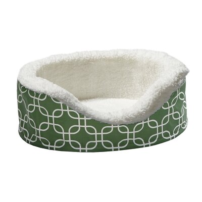 Quiet Time Nesting Bolster Size: 14.5 W x 17.5 D x 5.5 H