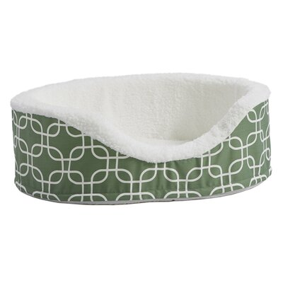 Quiet Time Nesting Bolster Size: 18 W x 22.5 D x 8.5 H
