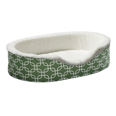 Labrador Quiet Time Nesting Bolster Size: 23 W x 26.25 D x 8.75 H