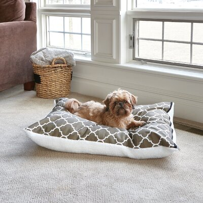 Labrador Quiet Time Pet Pillow Size: 48 W x 36 D x 8.5 H