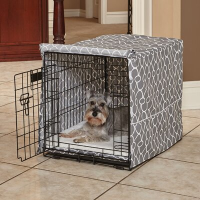 Labrador Quiet Time Crate Cover Size: 21 H x 19 W x 30 D