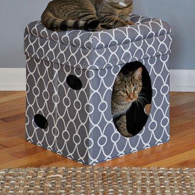 16.5 Lambeth Pattern Cat Condo