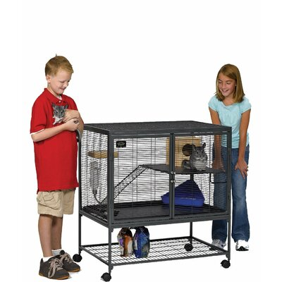 Elizabeth Single Ferret Cage Size: Small