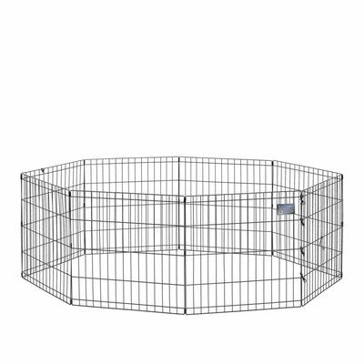 Ashlyn Exercise Pet Pen Size: Small (30 H x 24 W)