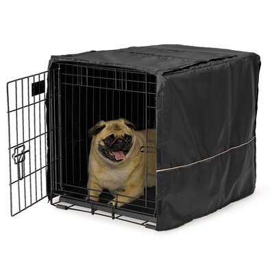 Quiet Time Dog Crate Cover Depth: 24