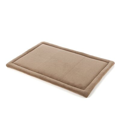 Albert Deluxe Micro Terry Dog Pad Size: Intermediate (35 L x 23 W)