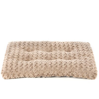 Katrina Pet Bed Size: Small (23 W x 18 D)