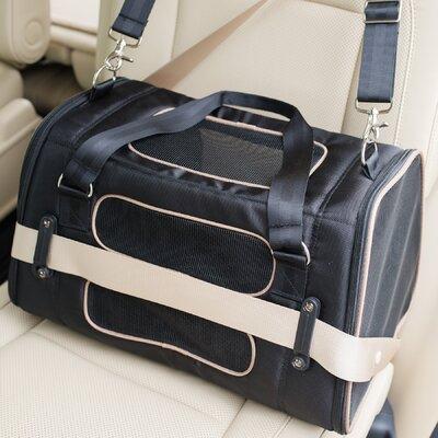 Gen7 Commuter� Pet Carrier Color: Black