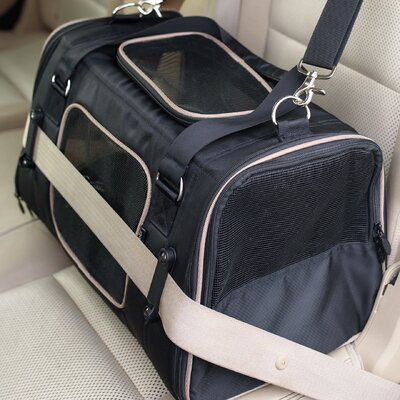 Gen7 Commuter� Pet Carrier Color: Black