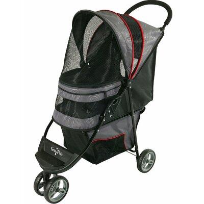 Regal Plus Pet Stroller Color: Gray Shadow