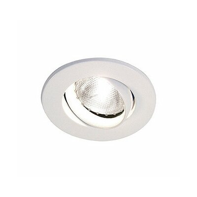 4 Recessed Lighting Kit Finish: White