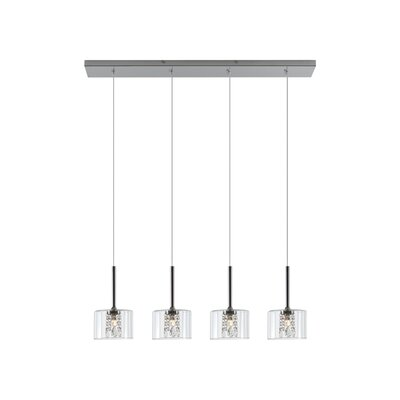 Harmon 4-Light Kitchen Island Pendant