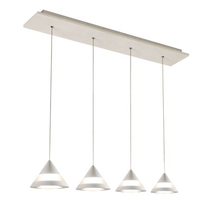 Nexa 4-Light Kitchen Island Pendant