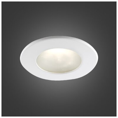 Series 300 4.5 LED Recessed Lighting Kit Trim Finish: White