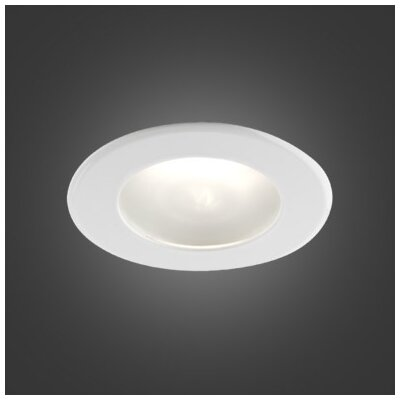 Series 300 4.5 LED Recessed Lighting Kit Trim Color: White