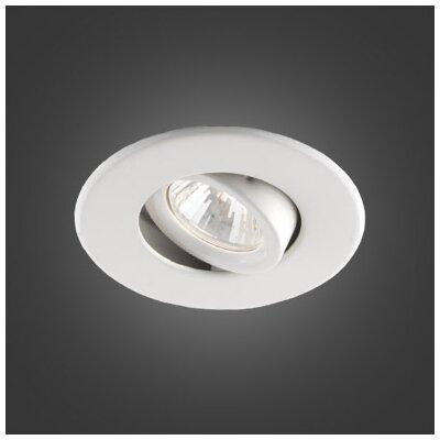 Series 300 4.5 LED Recessed Lighting Kit Trim Finish: White