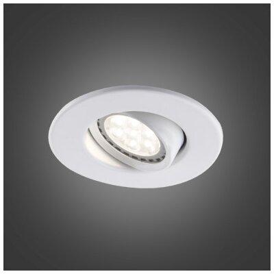 Stak 3.75 LED Recessed Lighting Kit Finish: White