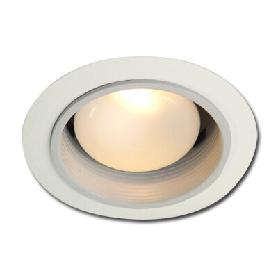 Series 400 5.63 Recessed Lighting Kit Finish: White Baffle