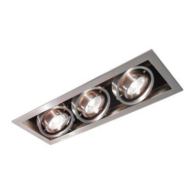 Series Cube 5 Recessed Lighting Kit