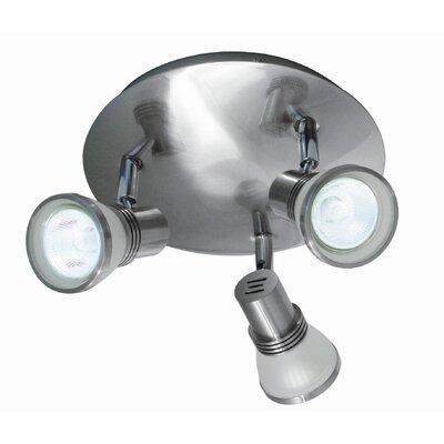Accent 3-Light Ceiling Spot Light