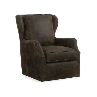 Fiona Swivel Tub 8-Way Hand Tie Armchair Upholstery: 914600-95
